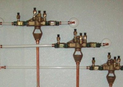 Backflow Devices Installation and Testing