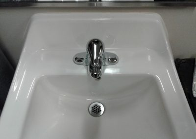 Commercial Faucet Installation