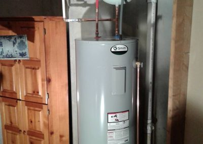 80 Gallon Electric Water Heater Installation