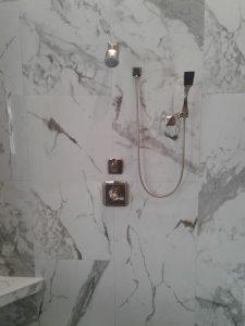 Shower Valve Installation